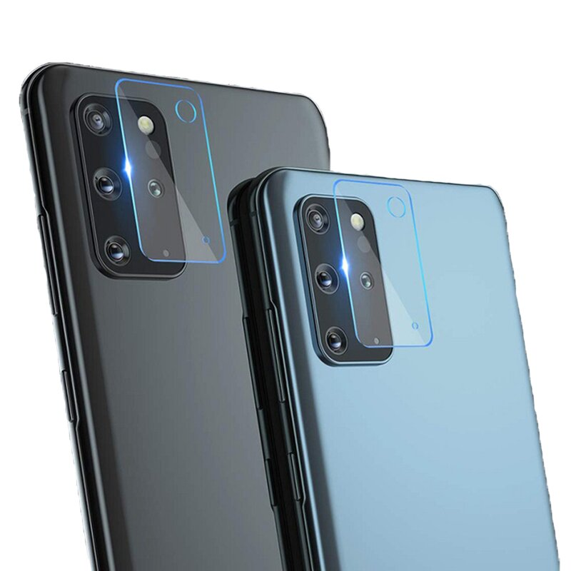 Folie Camera Samsung Galaxy S20 Plus 5G Bestsuit Lens Film 9H Flexible Glass - Clear