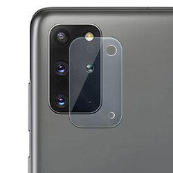 Folie Camera Samsung Galaxy S20 Plus Bestsuit Lens Film 9H Flexible Glass - Clear