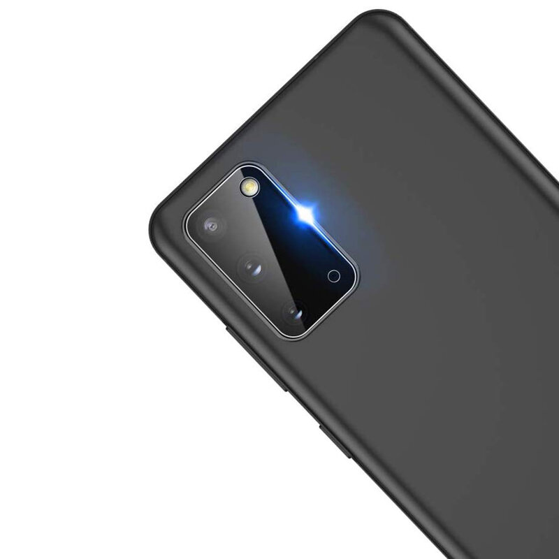 Folie Camera Samsung Galaxy S20 Bestsuit Lens Film 9H Flexible Glass - Clear