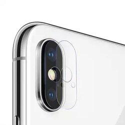 Folie Camera iPhone X, iPhone 10 Bestsuit Lens Film 9H Flexible Glass - Clear
