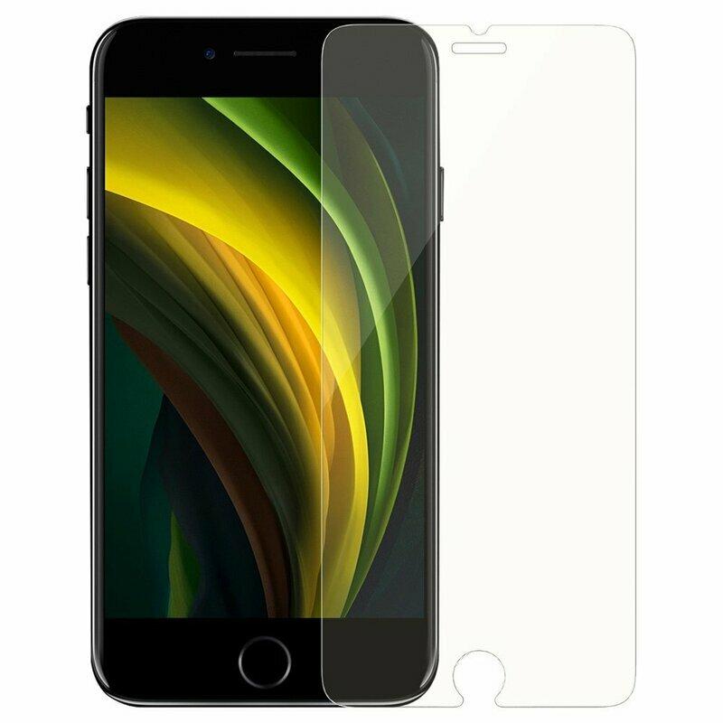 [Pachet 2x] Folie Sticla iPhone 6 / 6S Baseus Full-Glass Tempered Film - SGAPIPHSE-LA02 - Clear