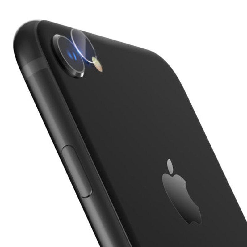 Folie Protectie Camera Spate iPhone 8 Nano Flex 9H