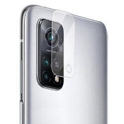 Folie Sticla Camera Xiaomi Mi 10T Pro 5G Mocolo Back Lens 9H - Clear