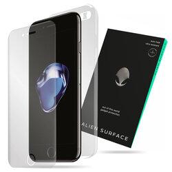 Folie 360° iPhone 8 Alien Surface ecran, spate, laterale, camera - Clear