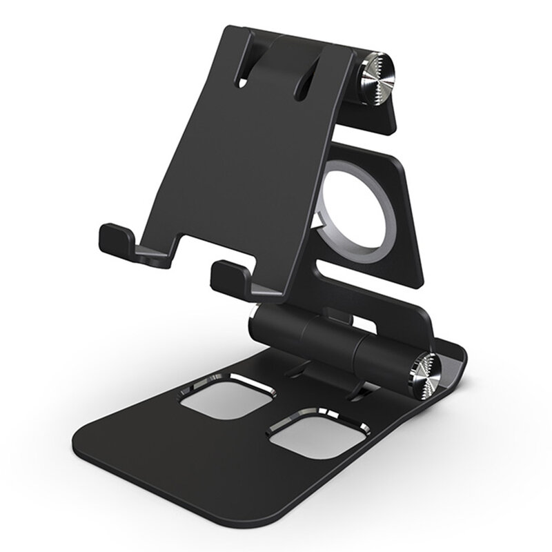 Suport birou Mobster pentru telefon, tableta, smartwatch, negru, RX-2010