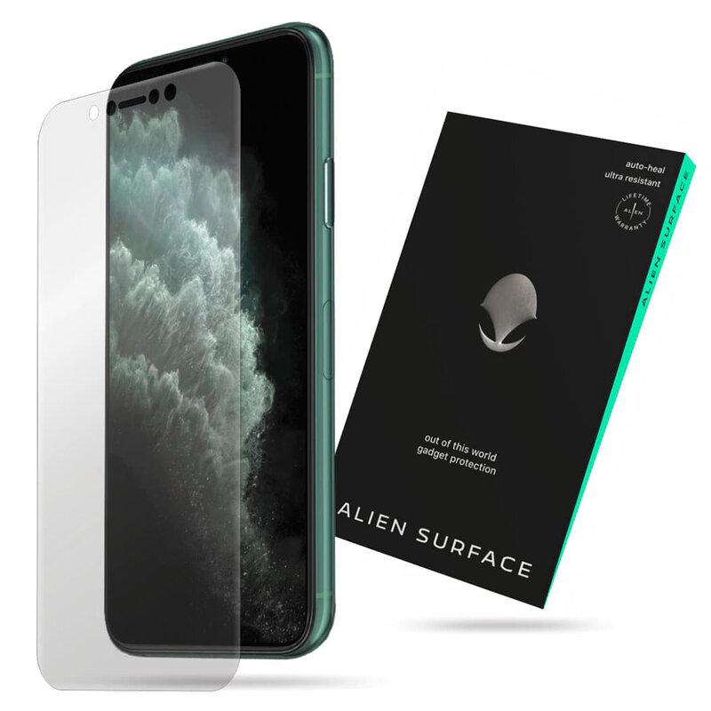 Folie Regenerabila iPhone 11 Pro Alien Surface Case Friendly - Clear