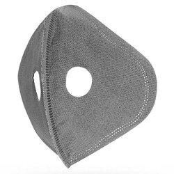 Filtru Hepa universal masca de protectie faciala FFFP2, KN95 F1, G1, gri