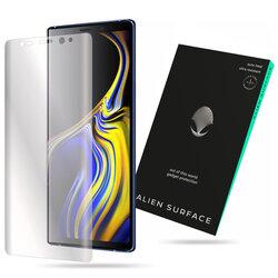 Folie Regenerabila Samsung Galaxy Note 9 Alien Surface Case Friendly - Clear