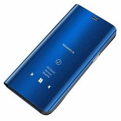 Husa Huawei P40 Lite E Flip Standing Cover - Albastru
