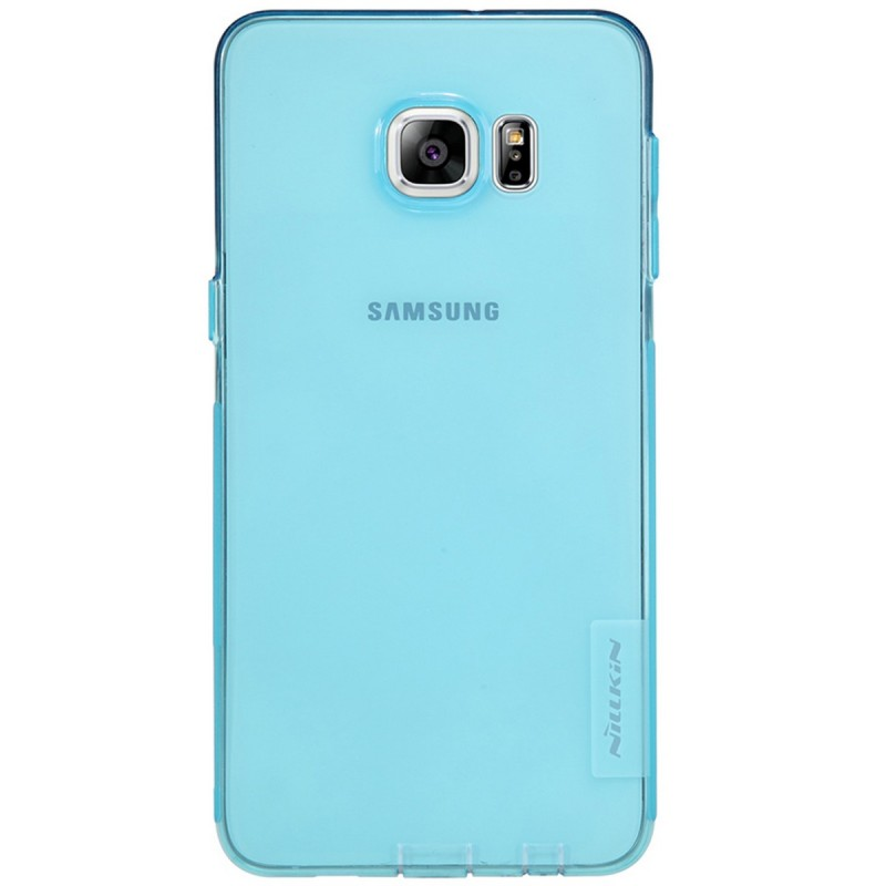 Husa Samsung Galaxy S6 Edge Plus G928 Nillkin Nature UltraSlim Albastru