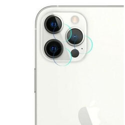 Folie Sticla Camera iPhone 12 Pro Max Mocolo Back Lens 9H - Clear