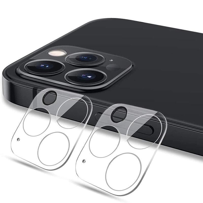 Folie Sticla Camera iPhone 12 Pro Wozinsky Tempered - Clear