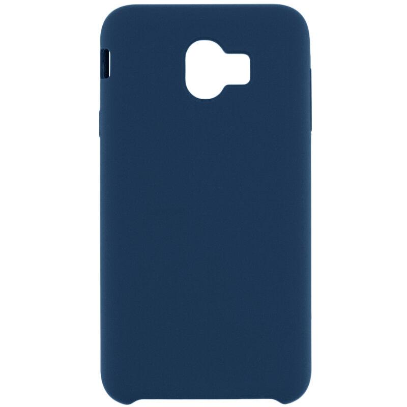 Husa Samsung Galaxy J4 2018 Silicon Soft Touch - Bleumarin