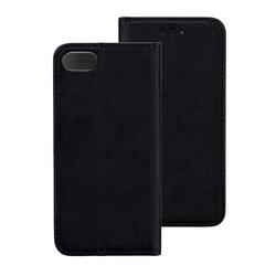 Husa Smart Book iPhone 7 Flip Negru