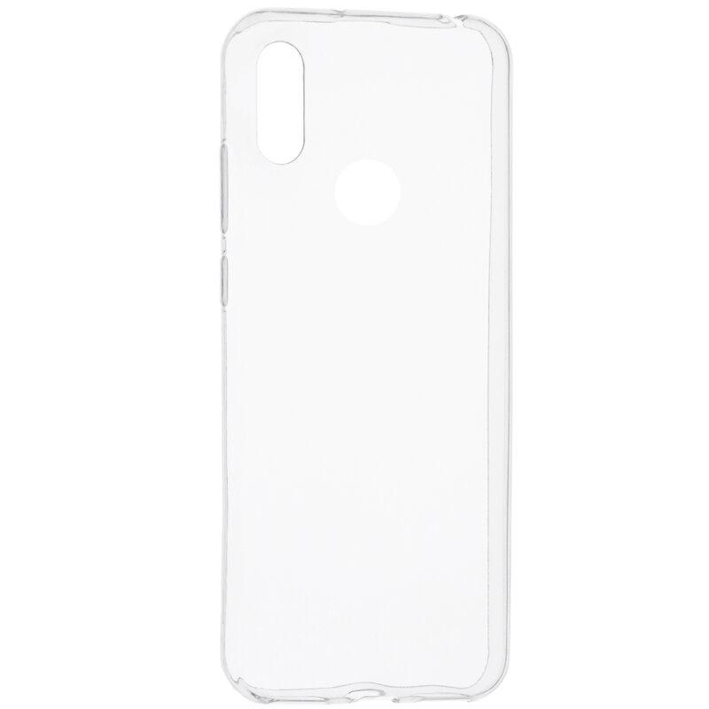 Husa Huawei Y6 2019 TPU UltraSlim Transparent