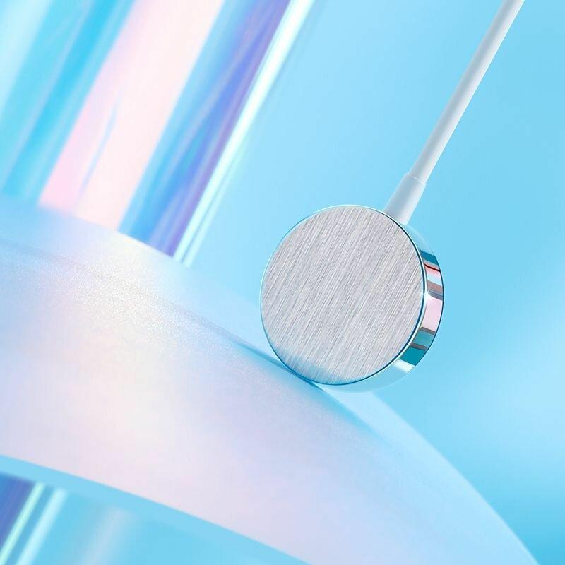 Cablu incarcare Apple Watch JoyRoom, incarcare magnetica, 2.5W, 1.2m, alb, S-IW001S