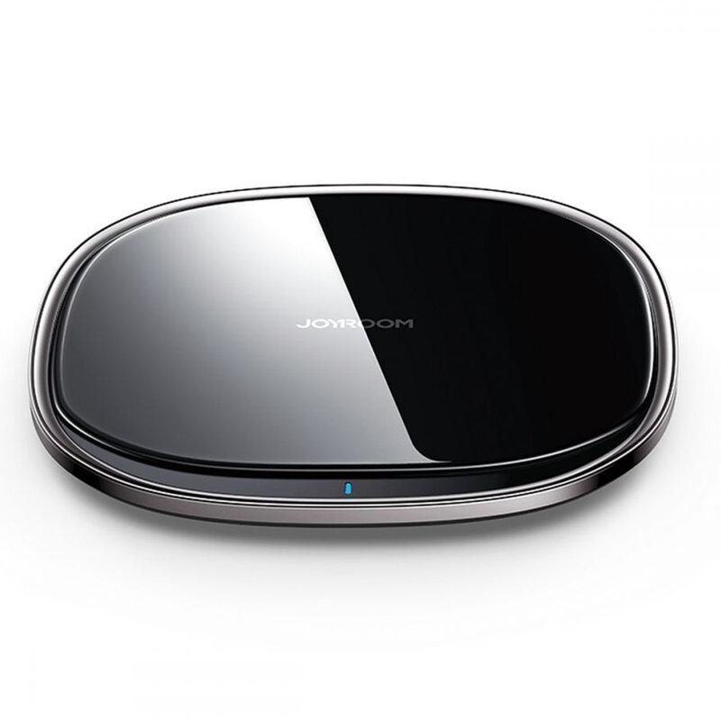 Incarcator wireless JoyRoom JR-A23, 15W, cablu incarcare Type-C 1m, negru