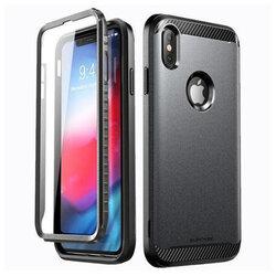 Husa Telefon iPhone XS Max Supcase Unicorn Beetle Ubneo - Black
