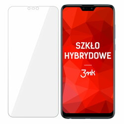 Folie Protectie Ecran Asus Zenfone Max Pro M2 ZB631KL 3MK FlexiGlass - Rezistenta 7H