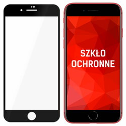 Folie iPhone 7 3mk NeoGlass Unbreakable Cu Rama - Negru