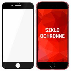Folie iPhone SE 2, SE 2020 3mk NeoGlass Unbreakable Cu Rama - Negru