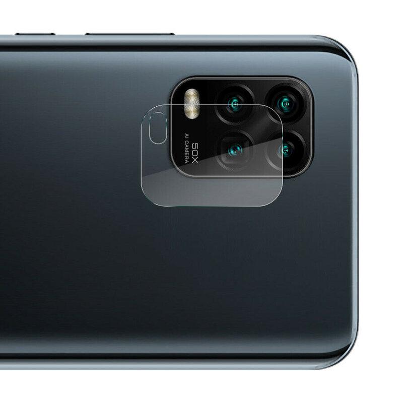 Folie Sticla Camera Xiaomi Mi 10 Lite Mocolo Back Lens 9H - Clear
