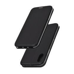 Husa iPhone XS Max Flip Magnet Book Type - Black