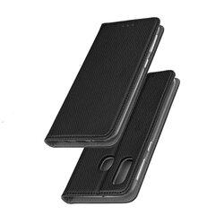 Husa Smart Book Samsung Galaxy A40 Flip Negru