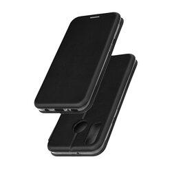Husa Samsung Galaxy A40 Flip Magnet Book Type - Black