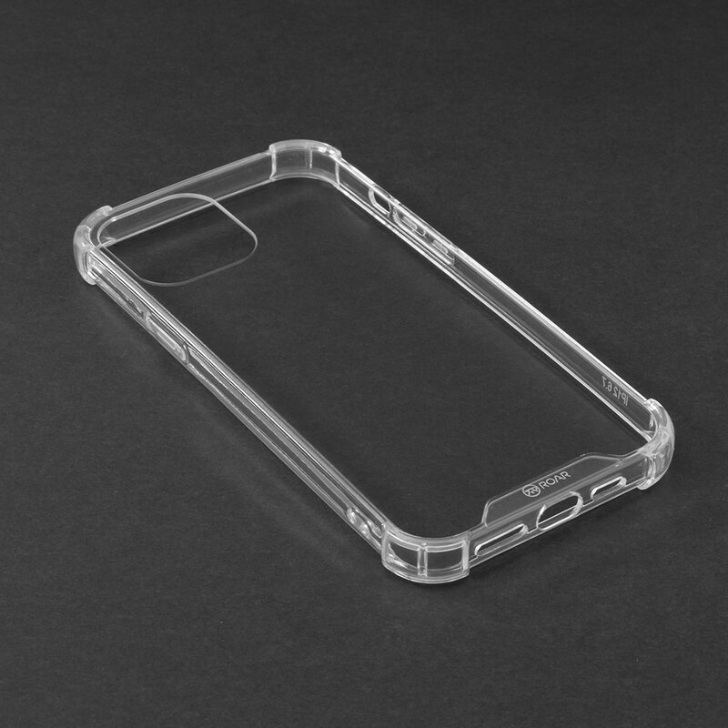 Husa iPhone 12 Roar Armor - Transparent