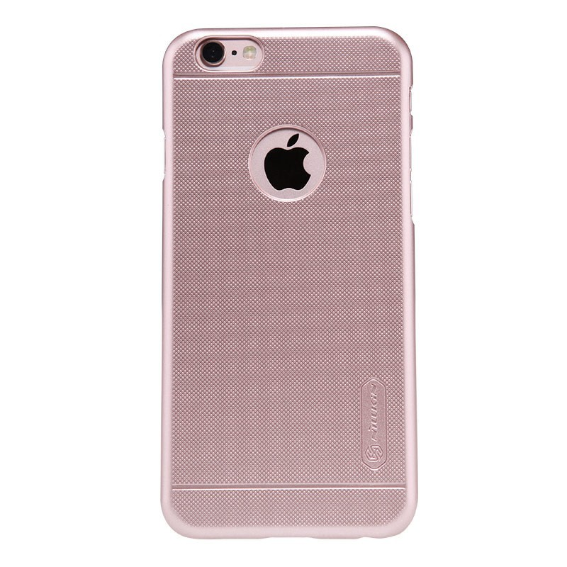 Husa Iphone SE, 5, 5s Nillkin Frosted Rose Gold