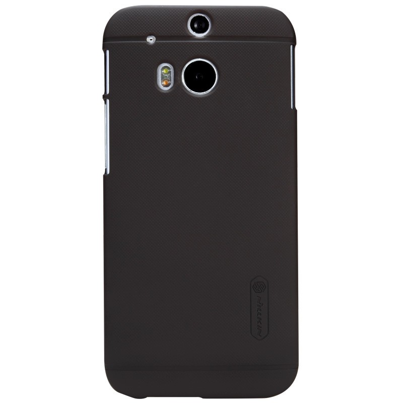 Husa HTC One M8 Nillkin Frosted Black