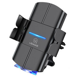 Suport auto telefon USAMS, incarcare wireless, 4.7-6.5