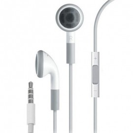 Handsfree Apple MA770 3.5 mm White Bulk