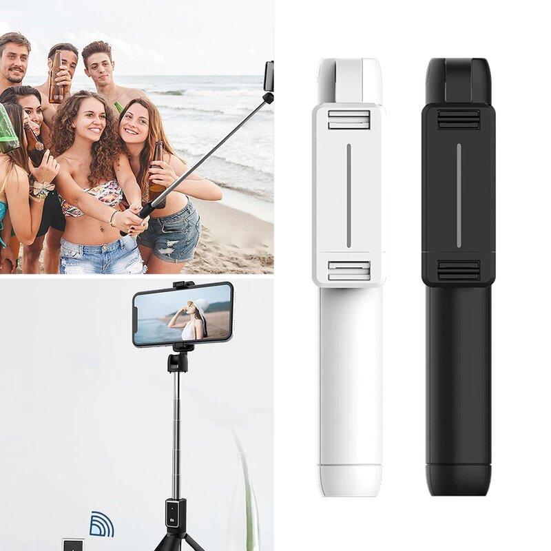Suport Selfie Stick Mobster P50, tripod, telecomanda wireless, 3.5-6.2
