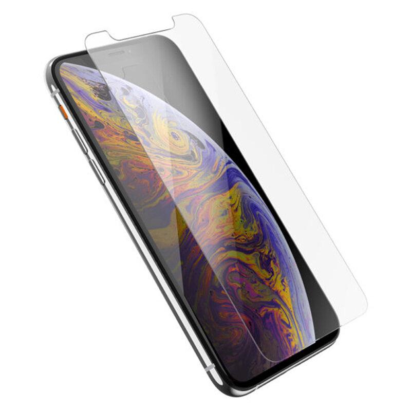 Folie sticla iPhone 12 mini UAG rugged, 9H, transparent
