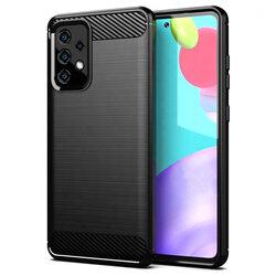 Husa Samsung Galaxy A52 5G TPU Carbon - Negru