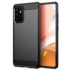 Husa Samsung Galaxy A72 5G TPU Carbon - Negru