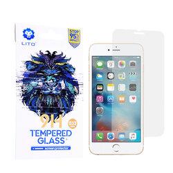 Folie Sticla iPhone 7 Plus Lito 9H Tempered Glass - Clear