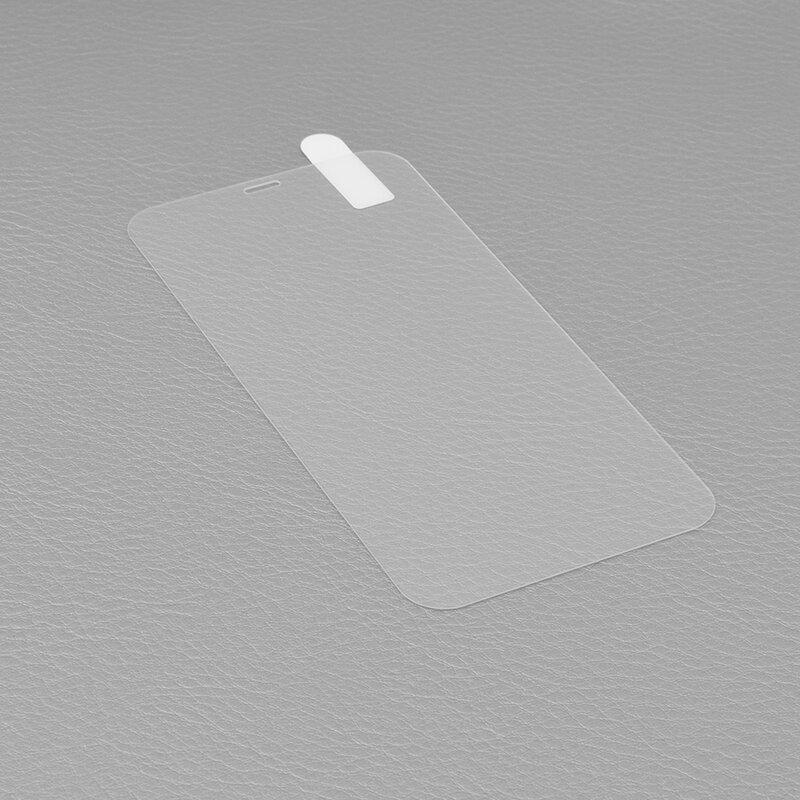 Folie Sticla iPhone 12 mini Lito 9H Tempered Glass - Clear