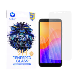 Folie Sticla Huawei Y5p Lito 9H Tempered Glass - Clear