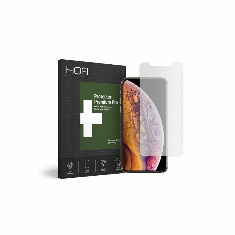 Folie Sticla iPhone XS Max Hofi Glass Pro+ 9H - Clear