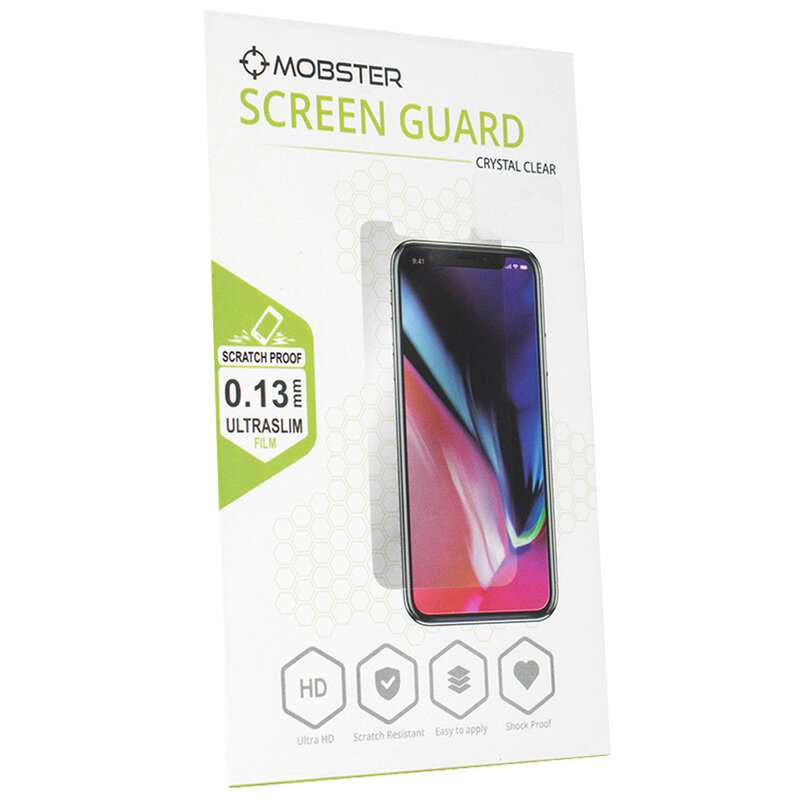 Folie iPhone 11 Pro Max Screen Guard - Crystal Clear
