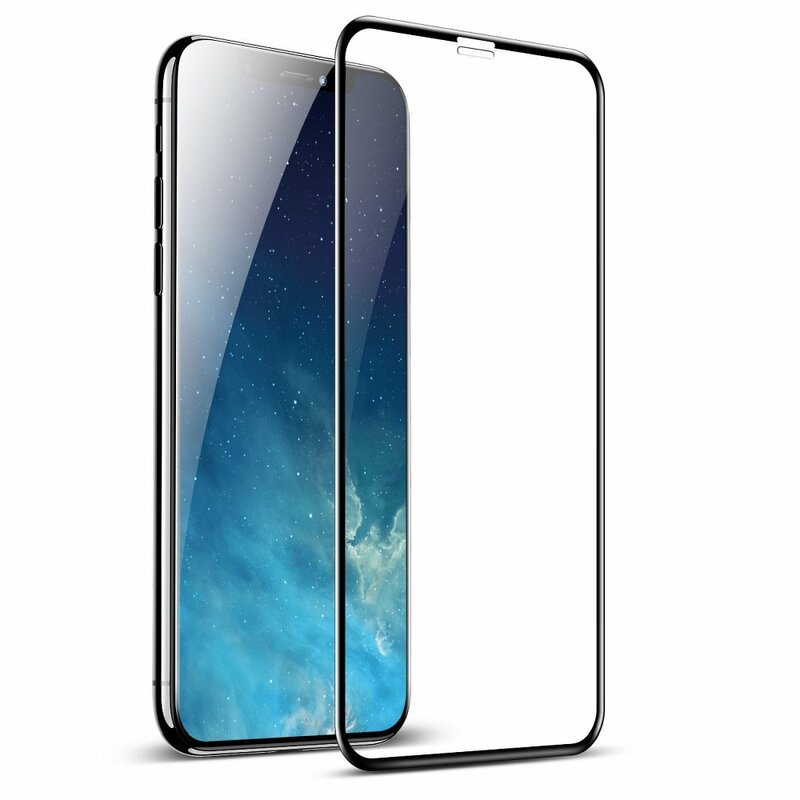Folie Sticla iPhone 11 Pro Max ESR Full Coverage Tempered Film 10KG 9H - Black