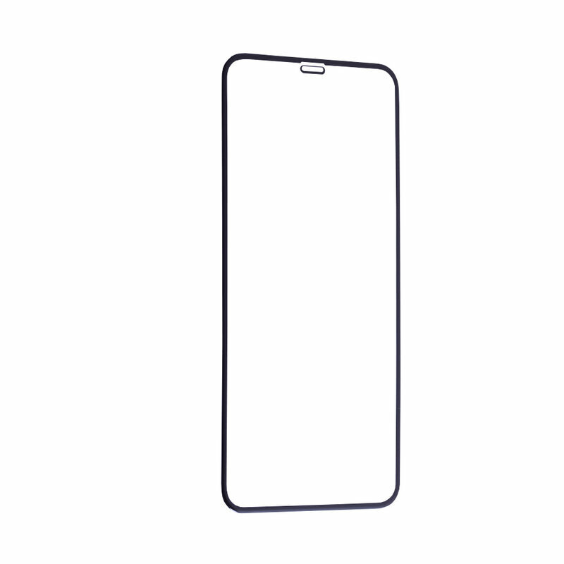 Folie Sticla iPhone 11 Pro Max Mocolo 3D Full Cover - Black