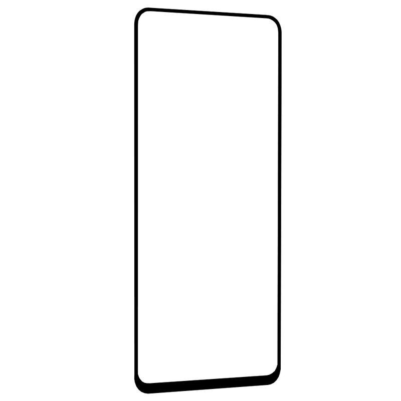Folie Sticla Xiaomi Redmi Note 9 Pro Lito 2.5D Full Glue Full Cover Cu Rama - Negru