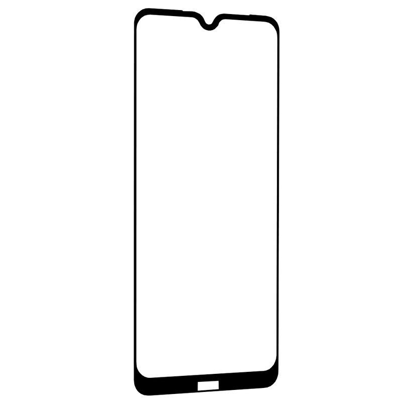 Folie Sticla Xiaomi Redmi Note 8T Lito 2.5D Full Glue Full Cover Cu Rama - Negru