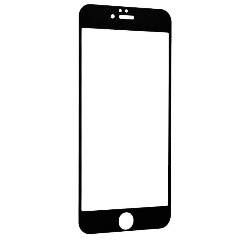 Folie Sticla iPhone 6 Plus / 6S Plus Lito 2.5D Full Glue Full Cover Cu Rama - Negru