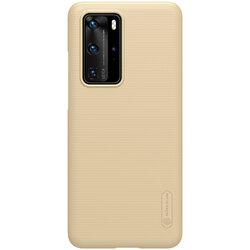 Husa Huawei P40 Pro Nillkin Super Frosted Shield - Gold