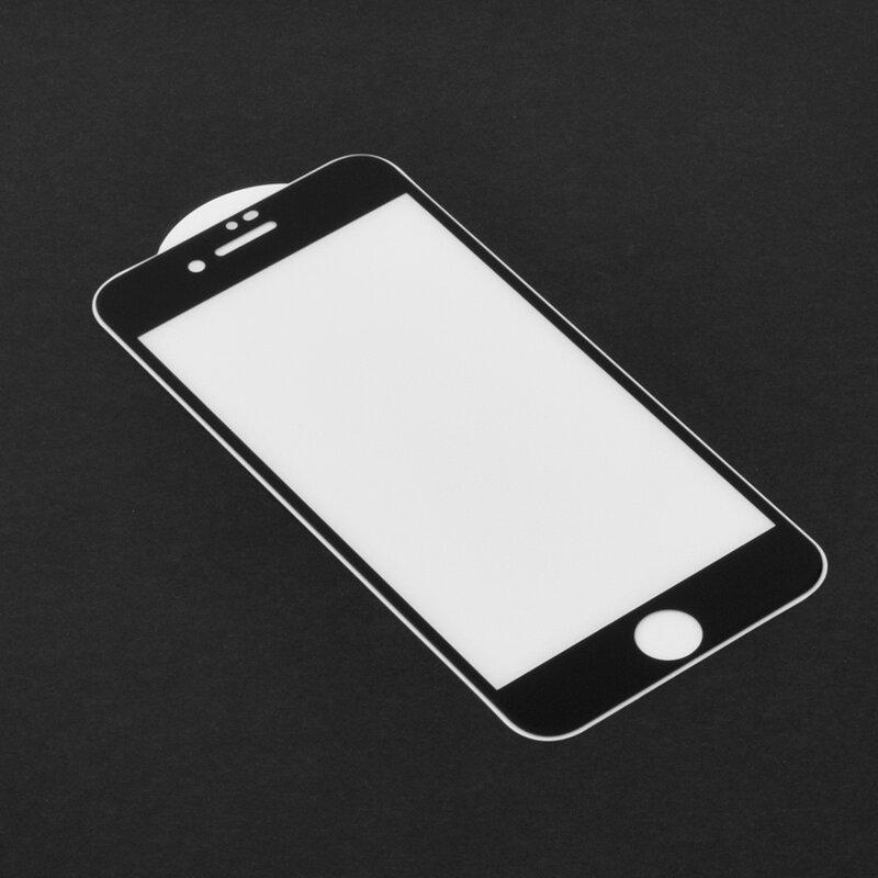 Folie Sticla iPhone SE 2, SE 2020 Mocolo Full Glue 9H - Black